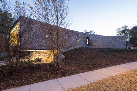 Arcus Center for Social Justice Leadership by Studio Gang