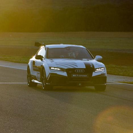 Audi RS 7 concept car