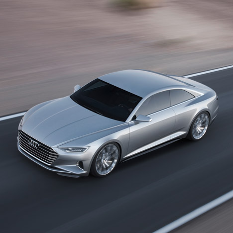 Audi Prologue show car concept