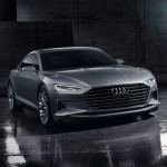 Audi showcases Prologue concept car in Miami