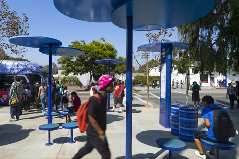 Big-Blue-Bus-Shelters-by-LOHA_dezeen_468_1
