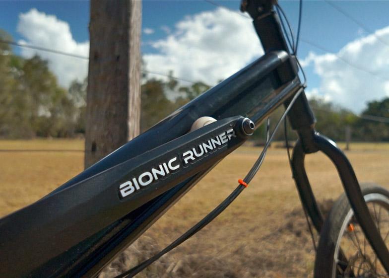 Bionic Runner by Run4