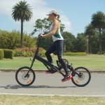 "Bionic Runner combines cycling and jogging for ""injury-free"" running"