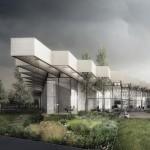 COBE designs flagship building for Adidas headquarters