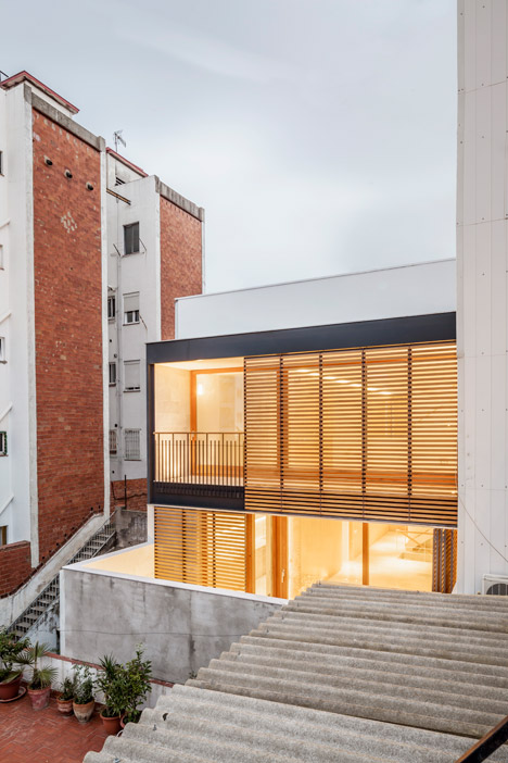 CP house by Alventosa Morell Arquitectes