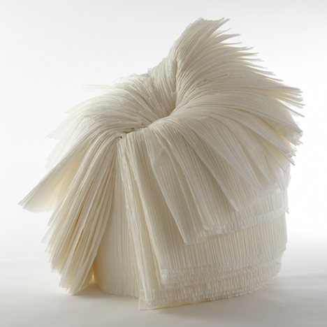 Cabbage Chair by Oki Sato
