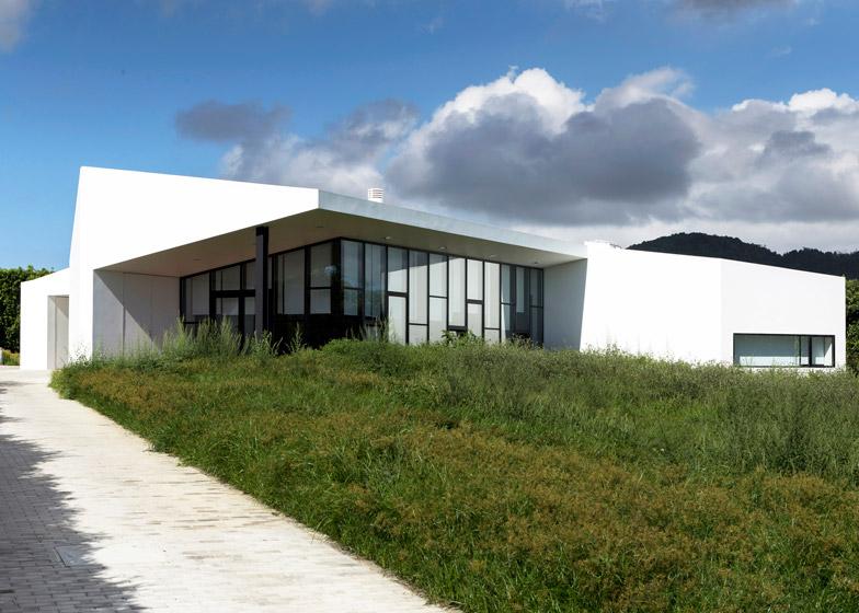 Casa Rosto do Cão M-Arquitectos