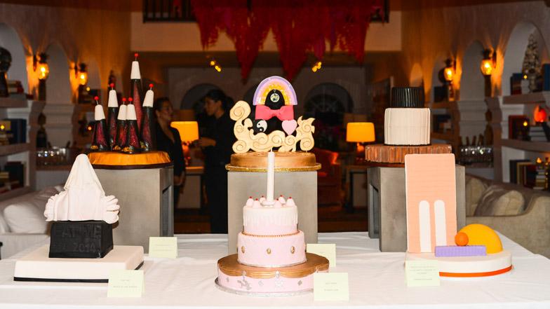 Chamber Cakes at Design Miami 2014