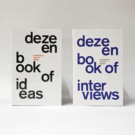 Last chance to order Dezeen books in time for Christmas!