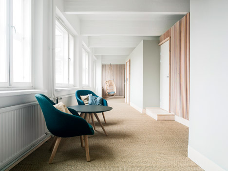 Dream Hotel, Tampere, Finland by Studio Puisto