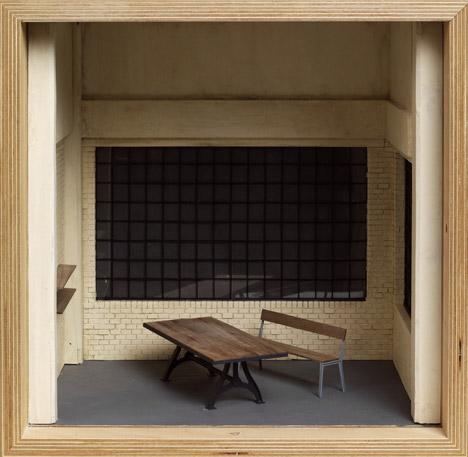 Bermondsey Studio by East London Furniture, Reuben Le Prevost and Jessica Sutton