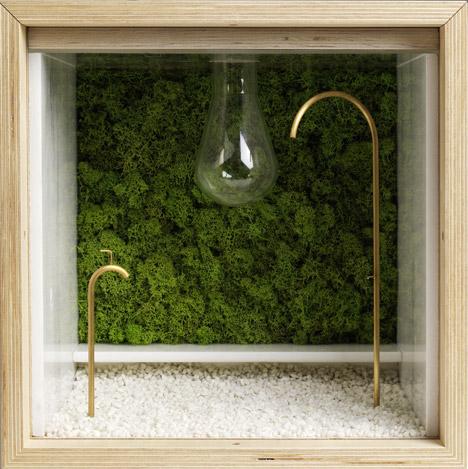 Wellbeing Bathroom by Roger Arquer