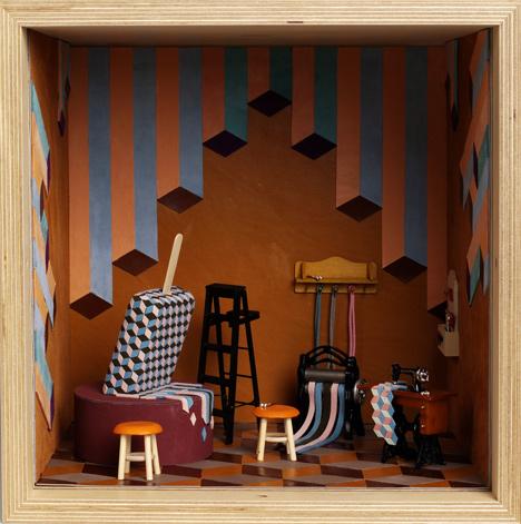 A Night in the Studio by Ina Hyun K Shin