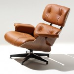 Dezeen's A-Zdvent calendar: Eames Lounge chair by Charles and Ray Eames