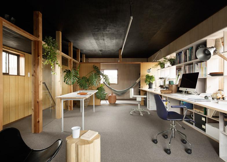 Enzo Office Gallery by Ogawa Sekkei