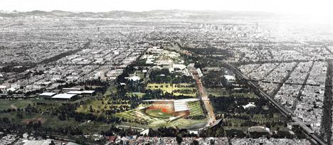 Estadio Diablos by Alonso de Garay and Francisco Gonzalez-Pulido