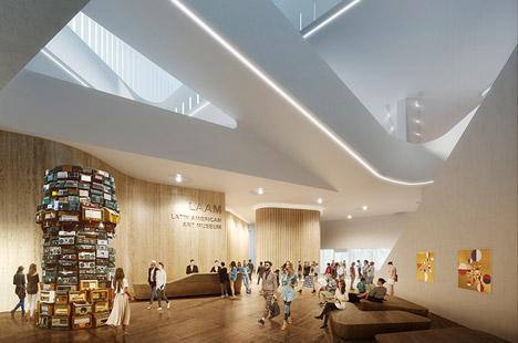 FR-EE unveils Latin American Art Museum in Miami
