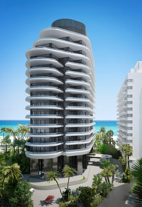 Faena House by Foster + Partners