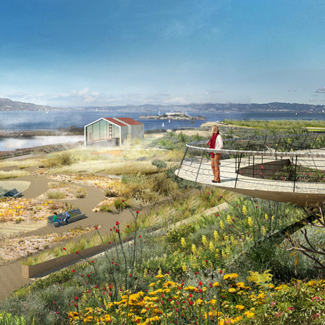 Field Operations to design Presidio Parklands