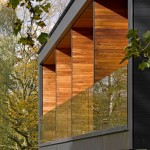 "Hampstead home by Stanton Williams designed to evoke ""the spirit of a tree house"""