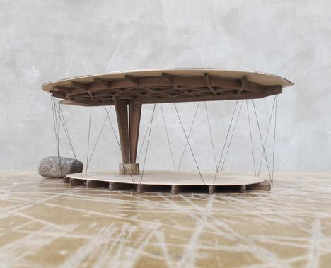 Forest Pavilion by Jägnefält Milton
