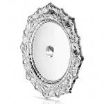 Didier Faustino surrounds Glory Hole mirror with Baroque embellishment