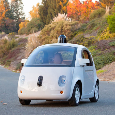 """Google's driverless car is now """"fully functional"""""""