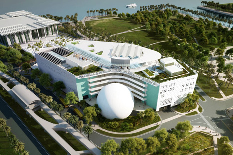 Grimshaw Architects Frost Science Museum Miami