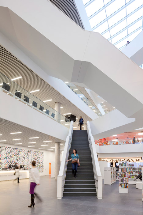 Halifax Central Library by Schmidt Hammer Lassen