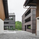 EM2N converts century-old Swiss farm into housing and office complex