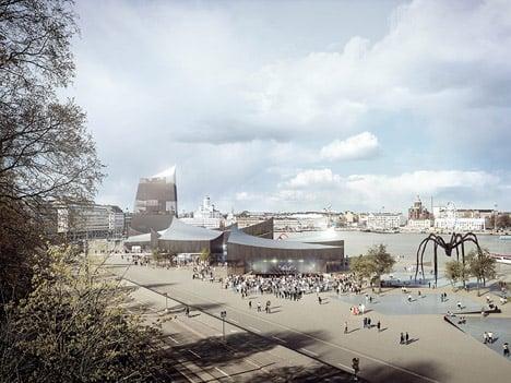 Guggenheim Helsinki design competition finalists unveiled