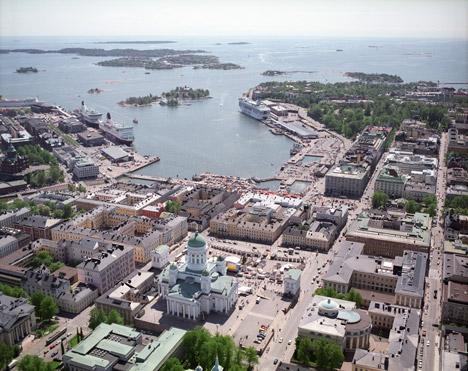 This image: Helsinki.