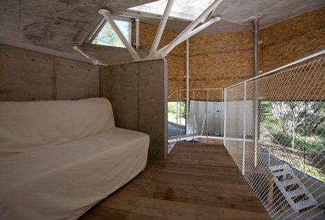 House in Nagohara by Double Negatives Architecture