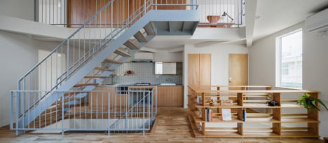 House in Tourimachi by SNARK