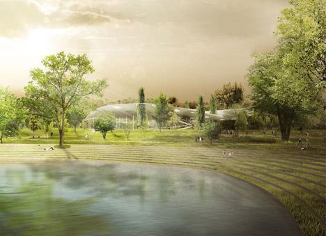 Sou Fujimoto to create House of Hungarian Music