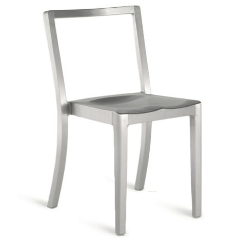 Dezeen's A-Zdvent calendar: Icon Chair by Philippe Starck