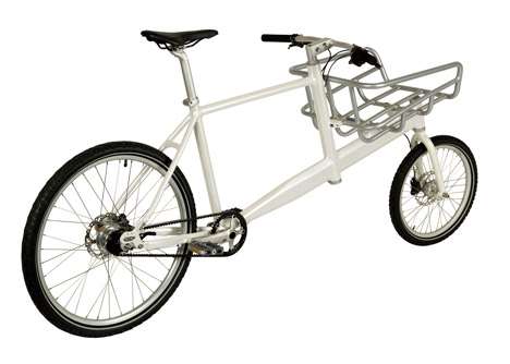 KiBiSi designs PEK Beijing cargo-bike for Biomega