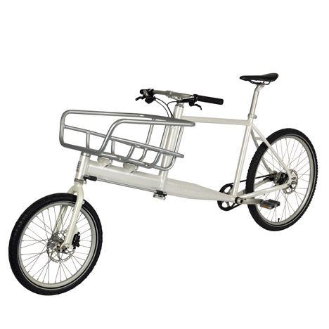 KiBiSi launches cargo bike&ltbr /&gt for urban commuters