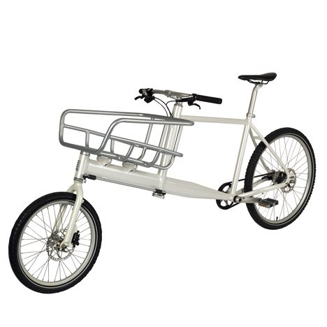 KiBiSi launches cargo bike for urban commuters