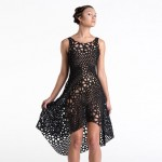 "MoMA acquires ""4D-printed"" dress"