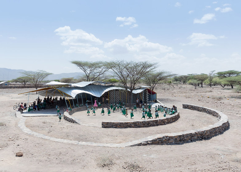 Konokono Turkana by SelgasCano