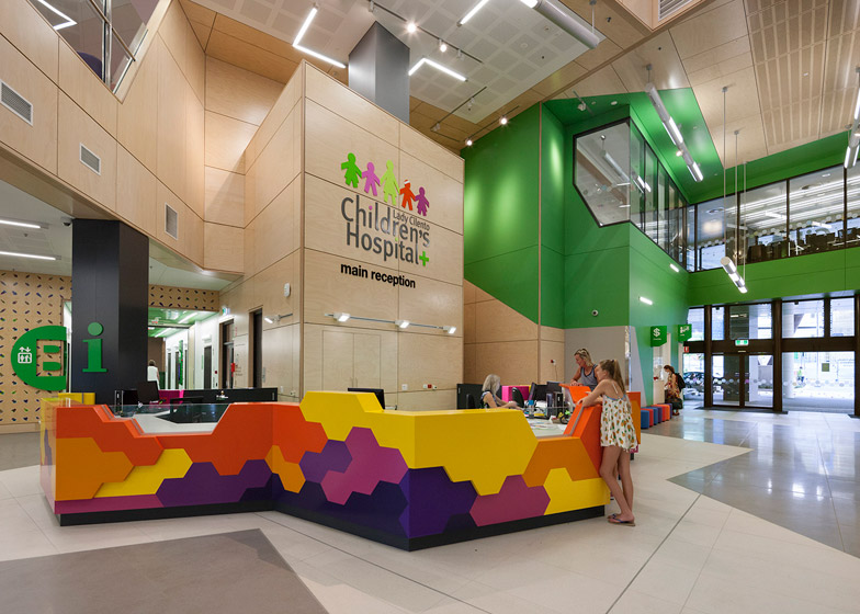 Lady Cilento Children's Hospital by Lyons