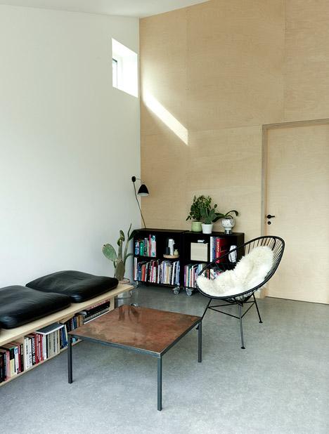 Chi phí nhà ở thấp Copenhagen bởi Sigurd Larsen Thiết kế & Kiến trúc
