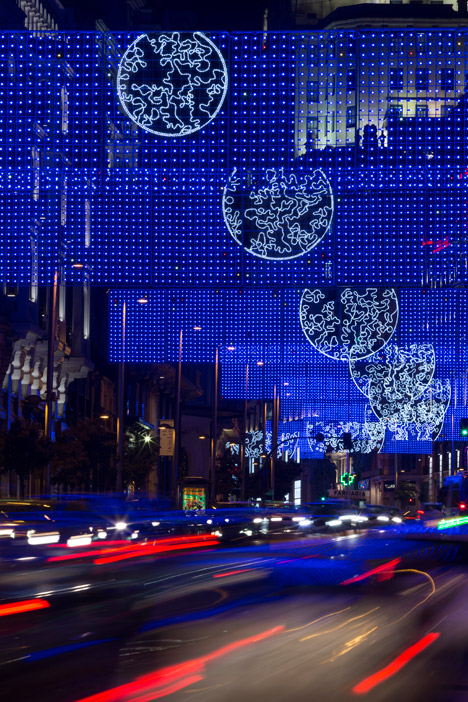 Moon Madrid Christmas Lights by Brut Deluxe