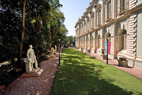 Stven Holl Mumbai City Museum