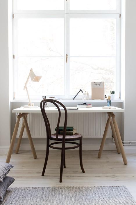 New Tendency apartment by Sarah Van Peteghem of Coco Lapine Design