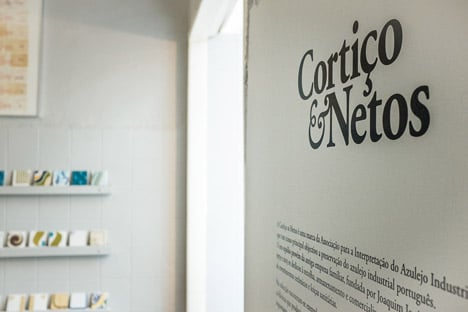 New store in Lisbon continues a family business by Cortiço &amp Netos