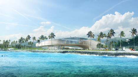 Obama-Library-Hawaii-proposal-by-Snohetta-and-WCIT_dezeen_468_1