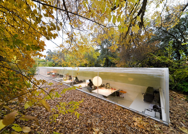 Office in the Woods by SelgasCano