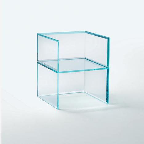 Prism Chair by Tokujin Yoshioka